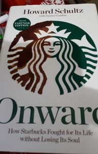 Book about starbucks
